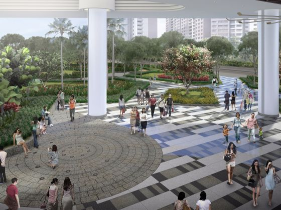 EC Singapore - New Singapore EC, Buangkok Square in Hougang, About Singapore EC, EC Eligibility, Apply Singapore EC, Executive Condo Singapore, Executive Condo.