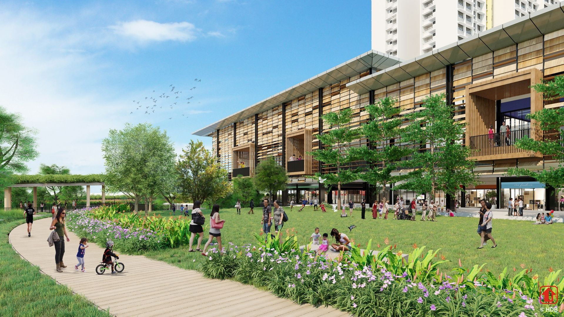 EC Singapore - New Singapore EC, Northshore Plaza in Punggol, About Singapore EC, EC Eligibility, Apply Singapore EC, Executive Condo Singapore, Executive Condo.