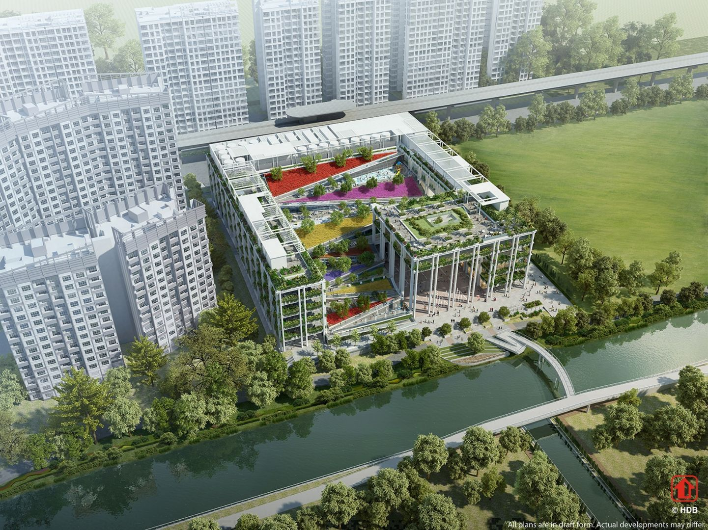 EC Singapore - New Singapore EC, Oasis Terraces in Punggol, About Singapore EC, EC Eligibility, Apply Singapore EC, Executive Condo Singapore, Executive Condo.