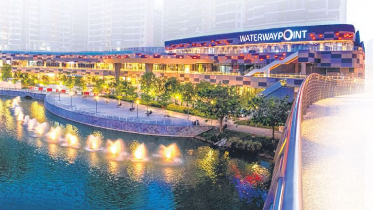 EC Singapore - New Singapore EC, Waterway Point in Punggol, About Singapore EC, EC Eligibility, Apply Singapore EC, Executive Condo Singapore, Executive Condo.