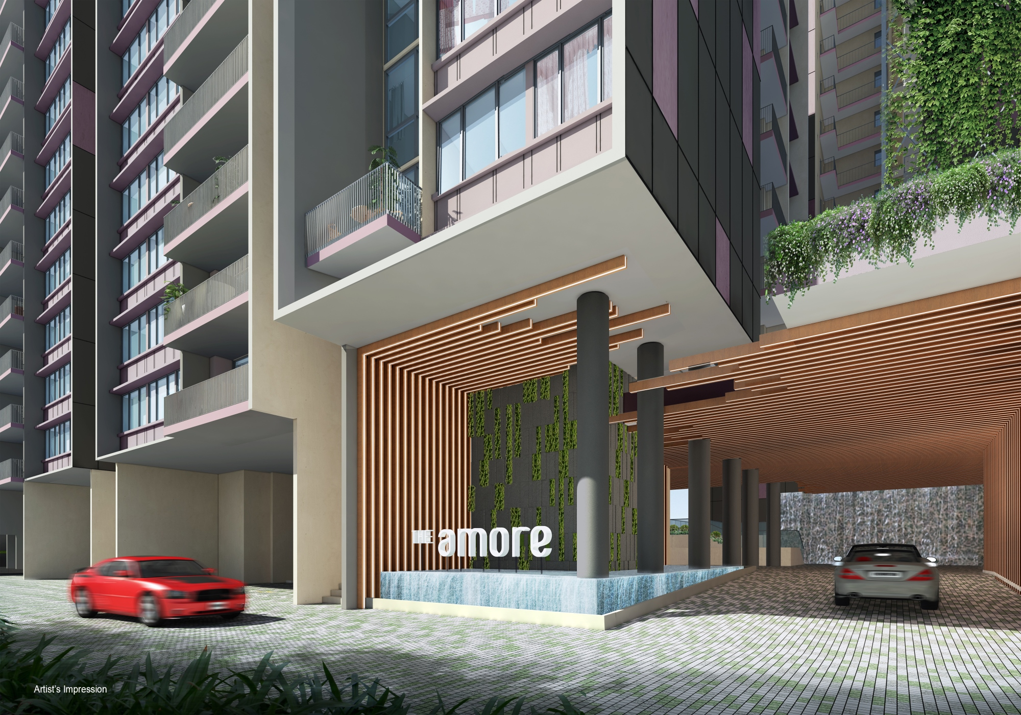 Best EC Singapore Website - Features The Amore EC, EC in Singapore, About Singapore EC, Eligibility for EC, E-Application and Singapore EC News.
