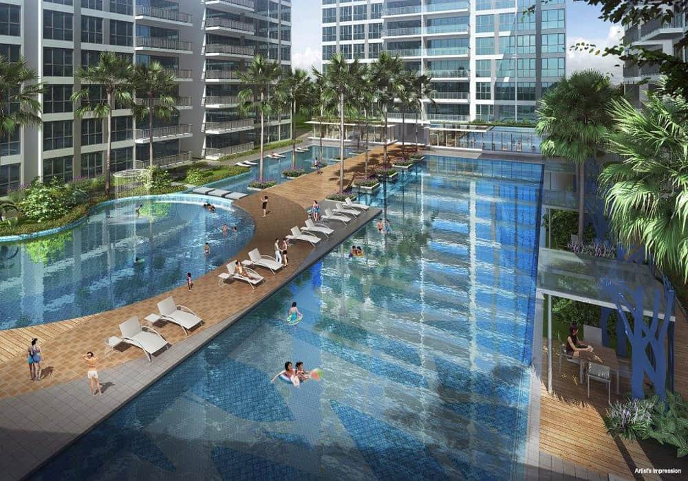 Waterwoods EC - New EC Singapore, About Singapore EC, EC Eligibility, Apply Singapore EC, Singapore EC info and Executive Condo Singapore.
