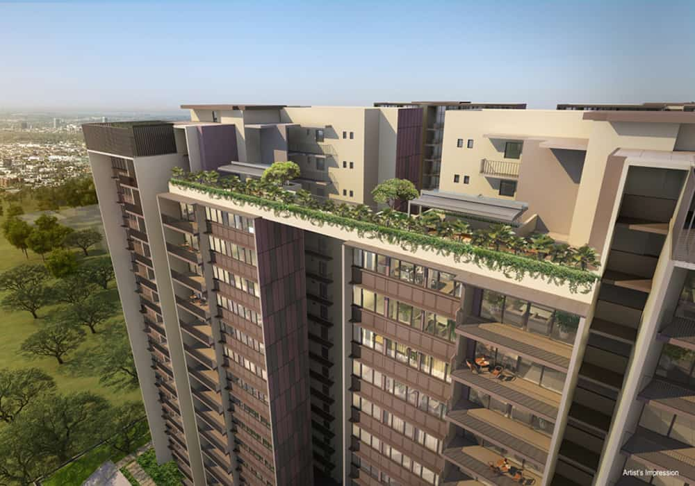 The Amore EC - New EC Singapore, About Singapore EC, EC Eligibility, Apply Singapore EC, Singapore EC info and Executive Condo Singapore.