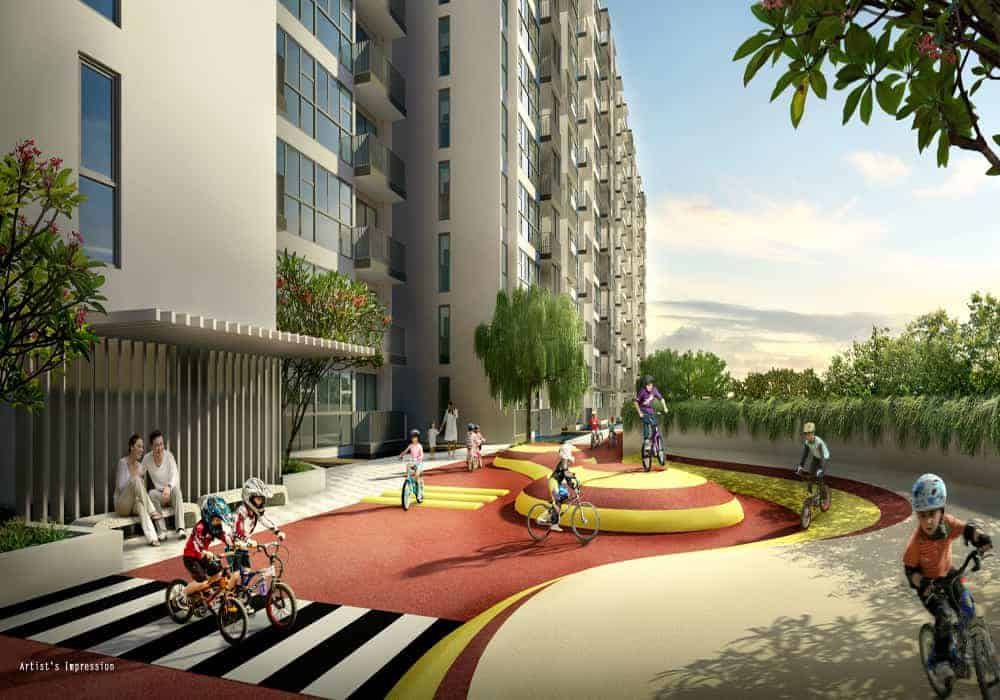 Westwood Residences EC - New EC Singapore, About Singapore EC, EC Eligibility, Apply Singapore EC, Singapore EC info and Executive Condo Singapore.