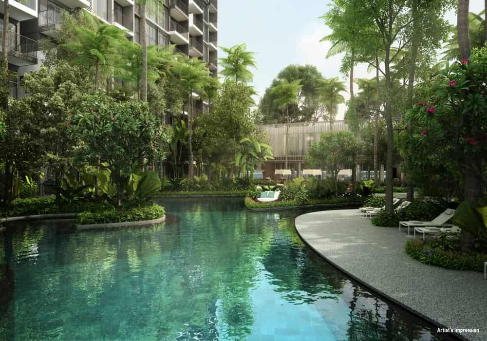 The Visionaire EC - New EC Singapore, About Singapore EC, EC Eligibility, Apply Singapore EC, Singapore EC info and Executive Condo Singapore.