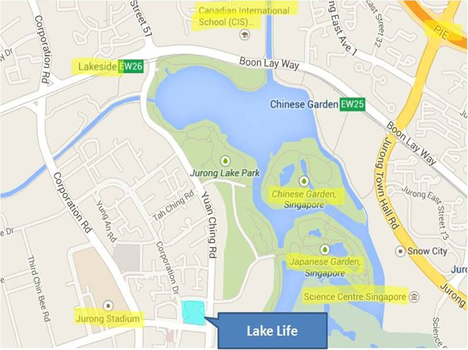 Best EC Singapore Website - Features Lake Life EC, EC in Singapore, About Singapore EC, Eligibility for EC, E-Application and Singapore EC News.