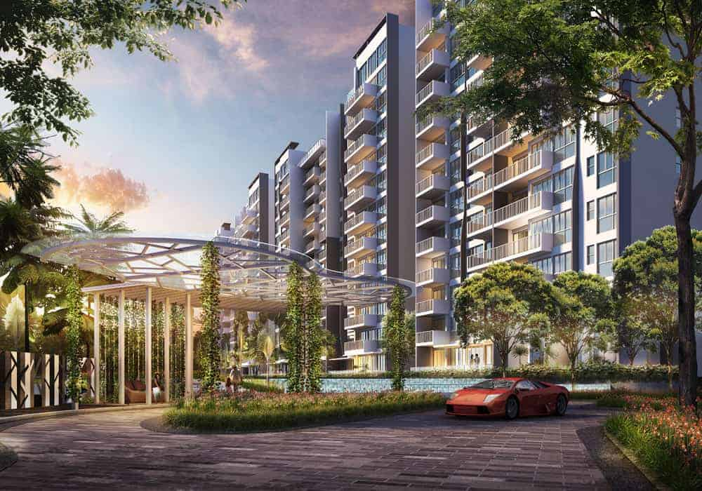 Forestville EC, EC Singapore, executive condo Singapore