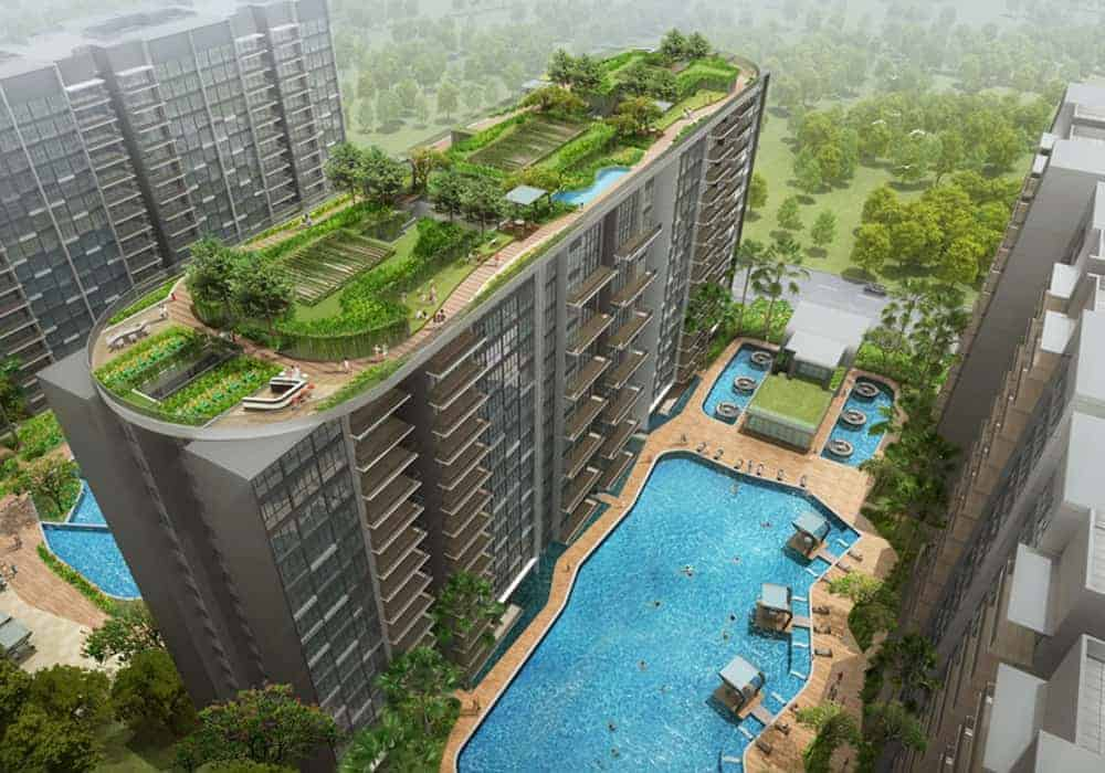 Skypark Residences EC, EC Singapore, executive condo Singapore