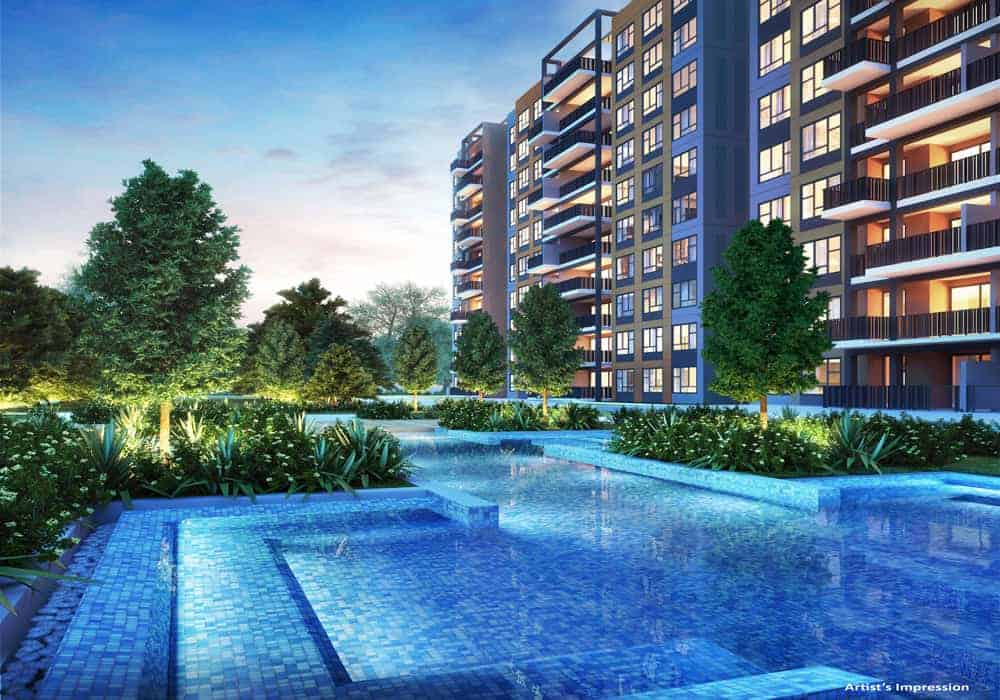 The Brownstone EC, EC Singapore, executive condo Singapore