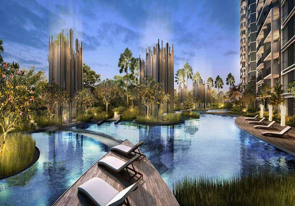 EC Singapore, Bellewaters EC at Punggol, Executive Condo Singapore