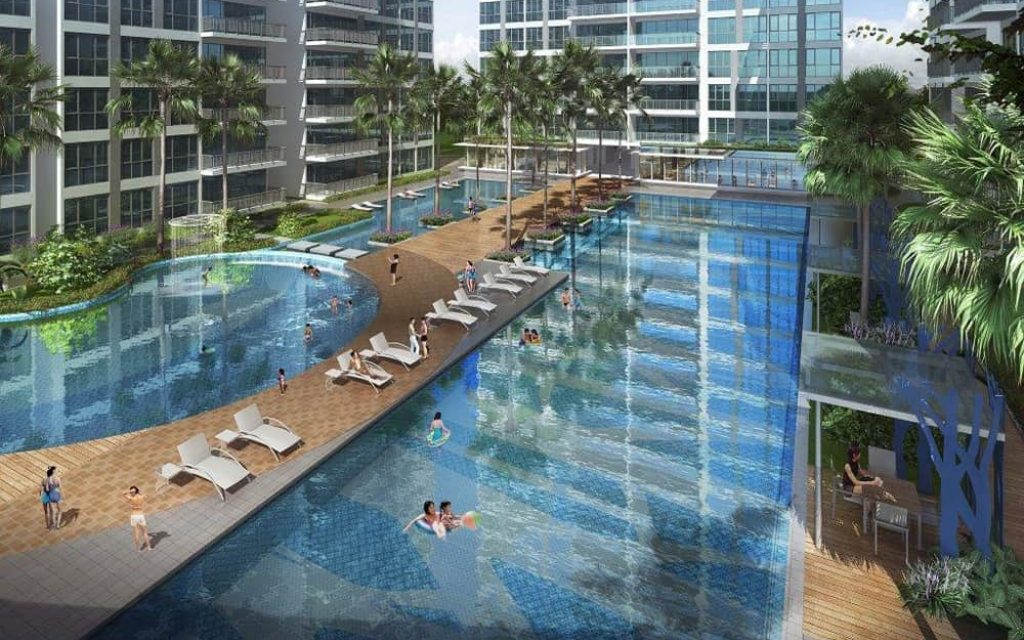 Waterwoods EC, EC Singapore, executive condo singapore